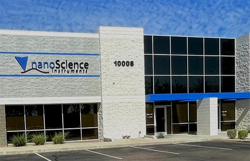 New Nanoscience Instruments Company Building
