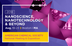 American Chemical Society Conference and Expo in Boston