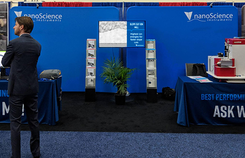 Nanoscience Instruments at Tradeshows and Conferences