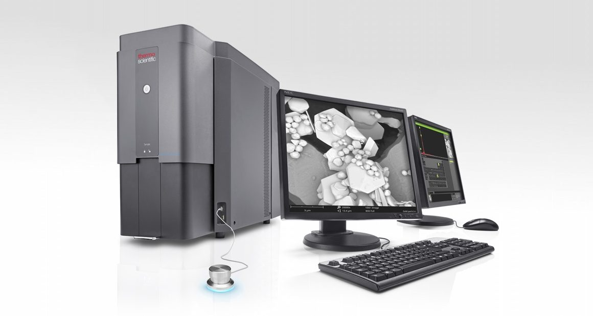 The Phenom Desktop Scanning Electron Microscope