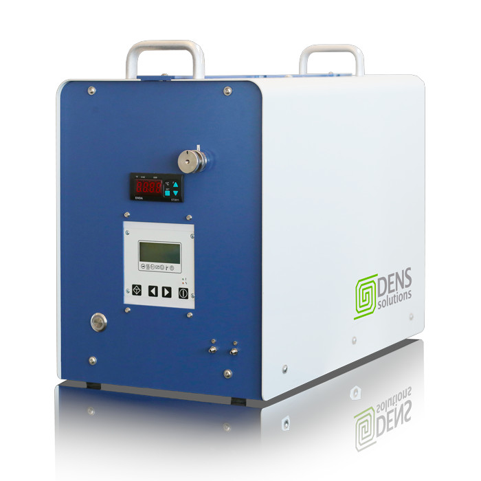 Image of the Climate gas analyzer