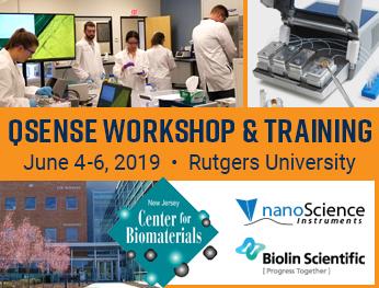 QSense Workshop & Training Course