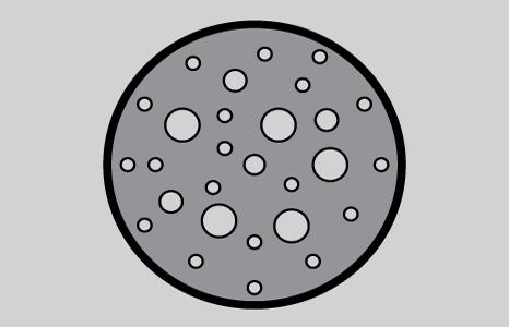 Gunshot residue particle