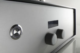 Nano Particle Generator Front Display