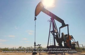 Oil and gas enhanced oil gas EOR