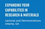 Expanding Your Capabilities in Research & Materials ID | Atlanta, GA