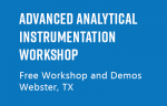Advanced Analytical Instrumentation Workshop | SEM, Ion Milling, Tensiometry & QCM-D