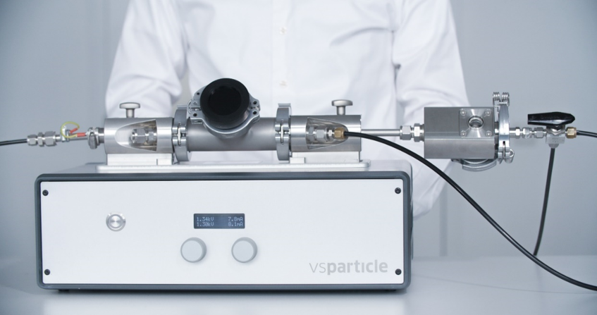 Spark ablation nanoparticle generator