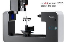 Attension Theta Flex Contact Angle Tensiometer Red Dot Design 2020 Winner