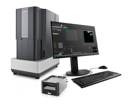 Product Image of the Phenom XL with Perception GSR Software