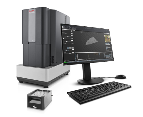 Product Image of the Phenom XL tabletop SEM with ParticleX Software