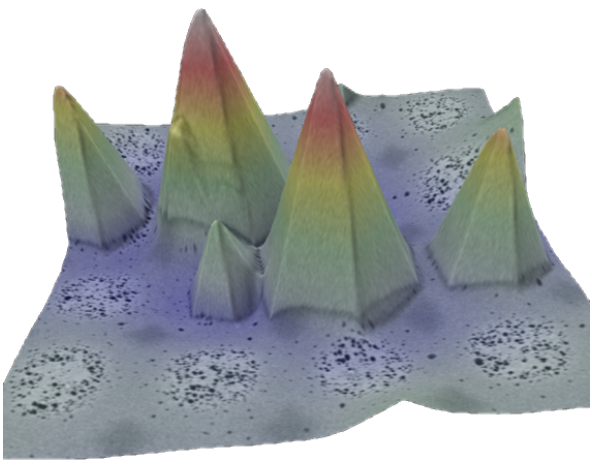 Pore size analysis software for tabletop SEM